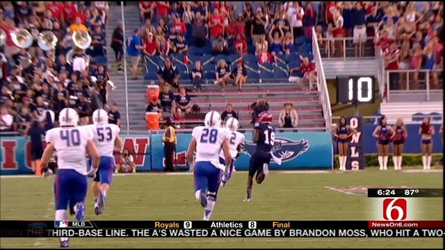 Golden Hurricane Hopes Second Road Trip Better Than The First