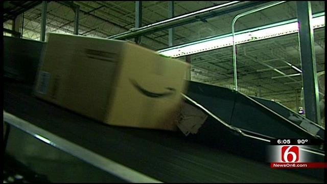 Amazon Announces It Will Close Coffeyville Distribution Center