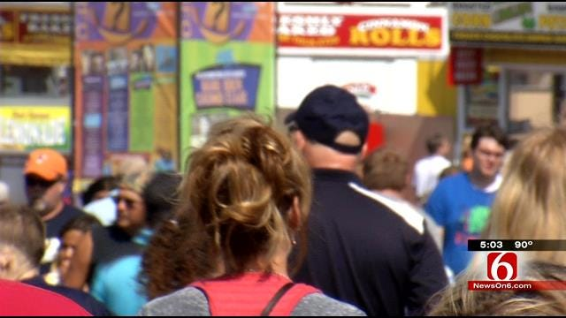 Woman Discovers Fraudulent Credit Card Activity After Visiting Tulsa State Fair