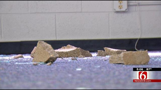 Police: Burglars Cause Thousands Of Dollars In Damage To TPS Building