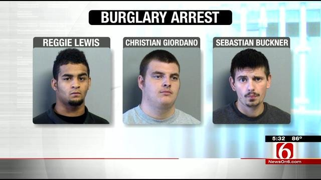 Four Arrested For Breaking In, Vandalizing Tulsa Elementary School