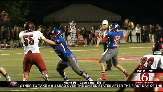 News On 6 Game of the Week: Bixby vs. Claremore