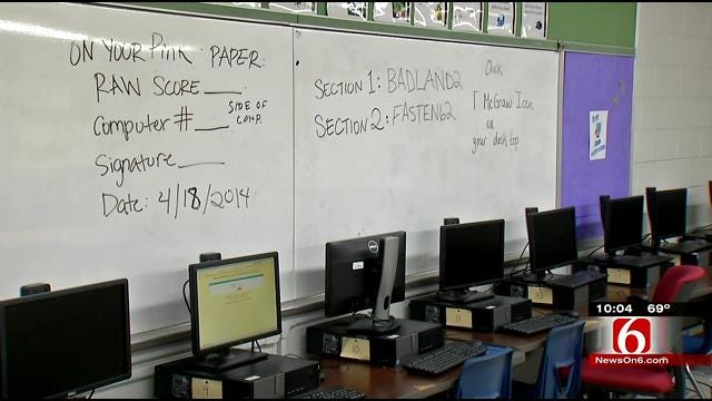 Oklahoma Board Of Education Could Renew Contract With McGraw Hill Testing