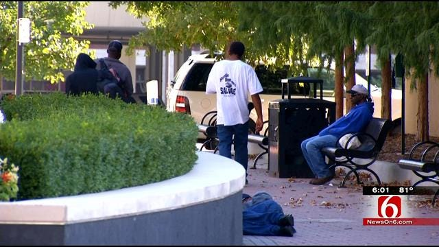 Added Patrols In Downtown Tulsa Have Lessened Transient Issue, Business Owners Say