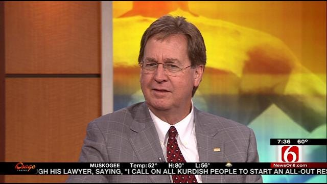 Tulsa Mayor Dewey Bartlett Talks About The Gathering Place On 6 In The Morning