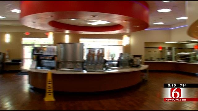 Rogers State University Has Grand Opening For $5 Million Dining Hall
