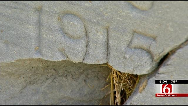 Vandals Target 100-Year-Old Headstones At Tulsa Cemetery