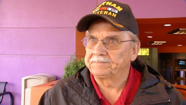 WEB EXTRA: Cherokee Nation Deputy Principal Chief S. Joe Crittenden Talks About Trip