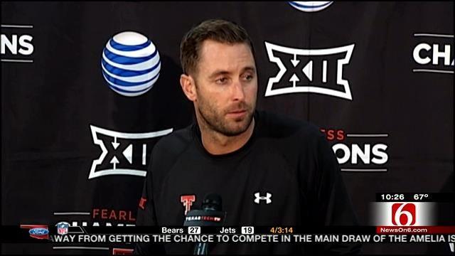 Texas Tech Concerned About Cowboys' Defense