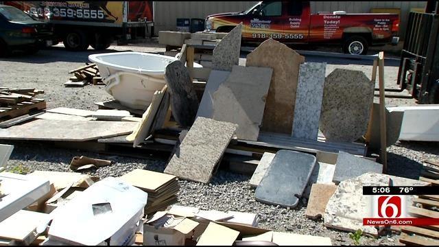 Tulsa's Habitat Restore Holds Big Sale After Big Donation