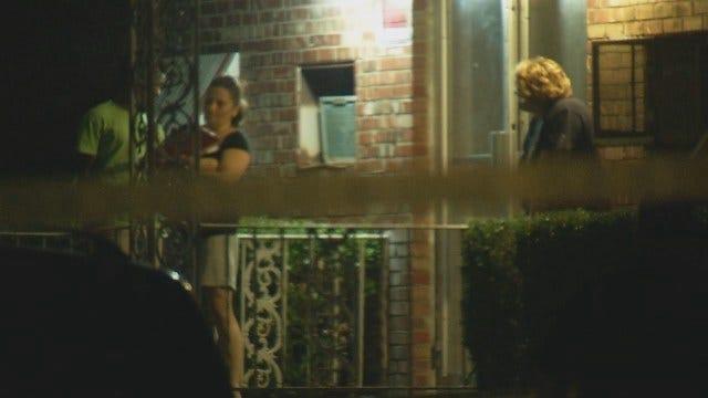 WEB EXTRA: Man Shot While Walking Dog In Tulsa