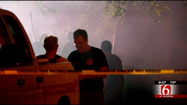 Man Dead After Fire At Foyil Old Baptist Church