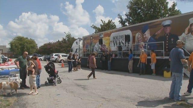 Veterans Honored at Tulsa Appreciation Event