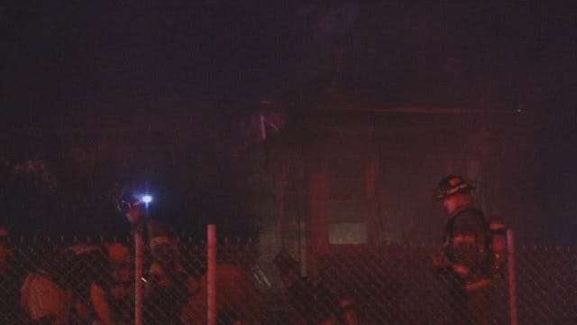 5-Year-Old Victim Of Tulsa Arson Dies, Police Source Says