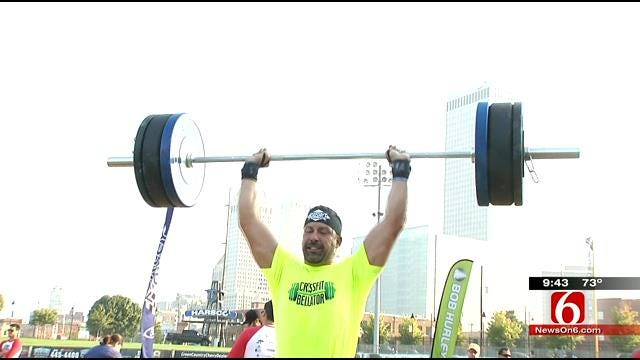 Crossfit Challenge Held To Support Owasso Family