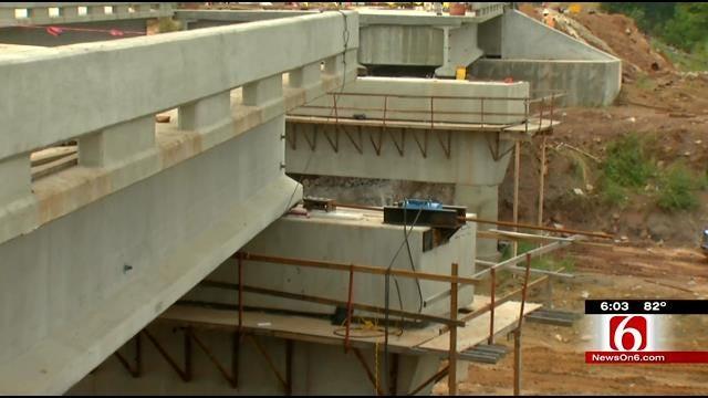 ODOT Says They're 'Revolutionizing' Bridge Building In Oklahoma