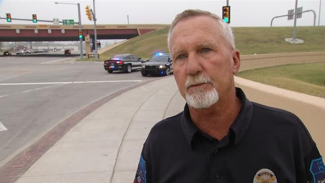WEB EXTRA: Catoosa Police Chief Kevin McKim Talks About The Traffic Stop