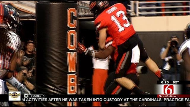 Cowboys Begin Prep For Texas Tech