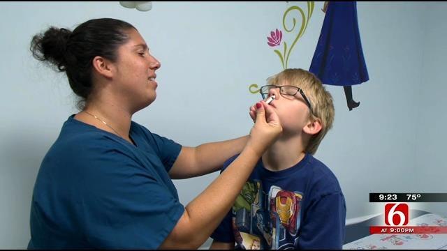 What's Going Around: Stomach Virus, Flu, Lice