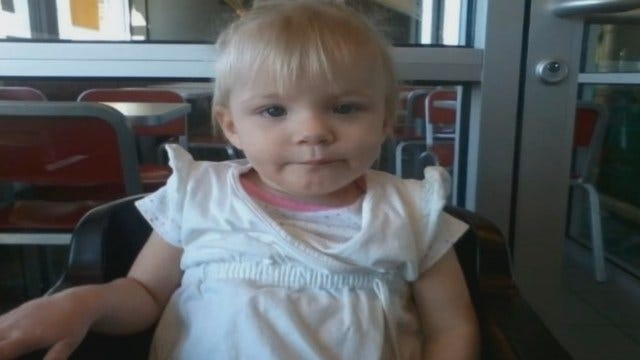Jury Finds Tahlequah Woman Guilty Of Murdering Toddler