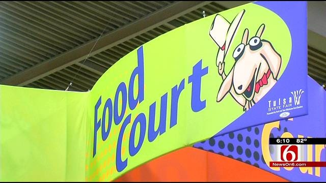 Tulsans Ready For '11 Days Of Awesome' Fair Food