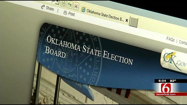 State Urges Oklahoma Voters To Use The Mail