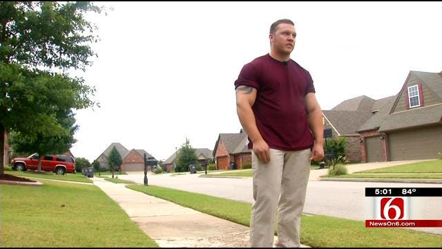 Man Reportedly Initiates Traffic Stop While Impersonating Oklahoma Trooper