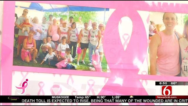 Volunteers Play An Important Part In Tulsa's Race For The Cure