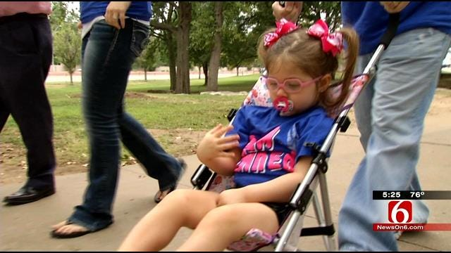 Join Team Kennedy In Support Of Girl's Journey To Health