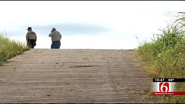 Okmulgee County Crews Seek Source Of Spill Into Deep Fork River