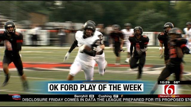 Week Two Play Of The Week