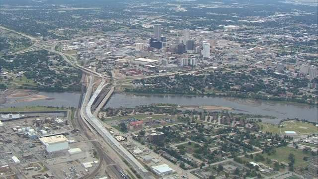 Osage SkyNews 6 HD: Downtown Tulsa's Skyline