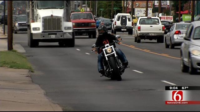 Tulsa Police Providing More Advanced Motorcycle Training Classes