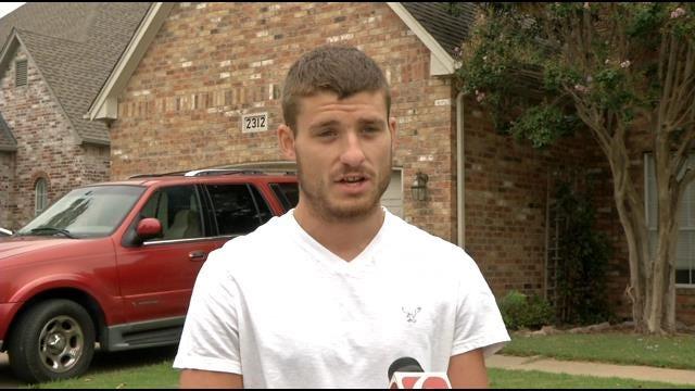 Broken Arrow Man Finds Missing Developmentally Disabled Teen