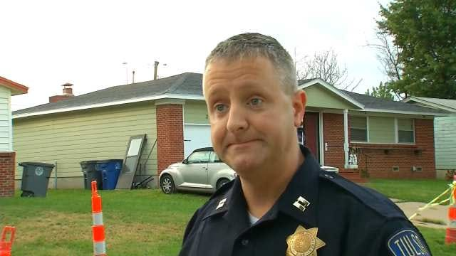 WEB EXTRA: Tulsa Police Cpl. Thomas Bell Talks About Abduction, Standoff