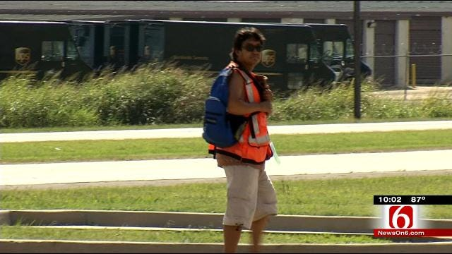 Muskogee Sees Rise In Panhandlers By Issuing 'Panhandle Permits'