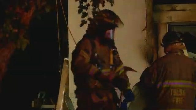 Tulsa Police Investigate Fatal House Fire As Homicide