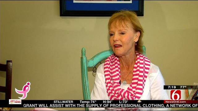 Cancer Survivor Looks Forward To Tulsa's Race For The Cure