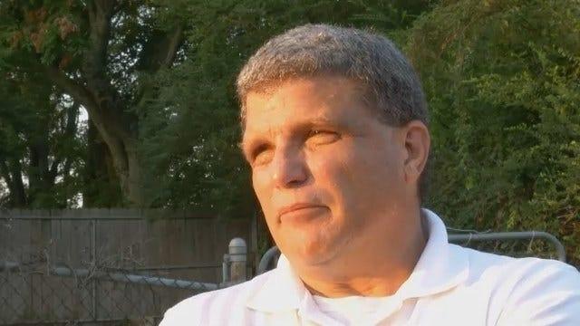 WEB EXTRA: Tulsa Homicide Detective Sgt. Dave Walker Talks About West Tulsa Fatal Fire