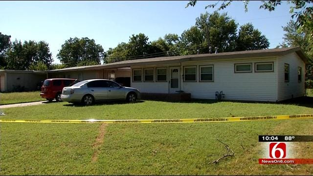 Bartlesville Teen Drags Herself To Neighbor's Home After Being Stabbed