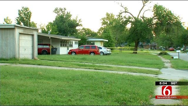 Bartlesville Woman And Son Stabbed To Death, Husband Arrested