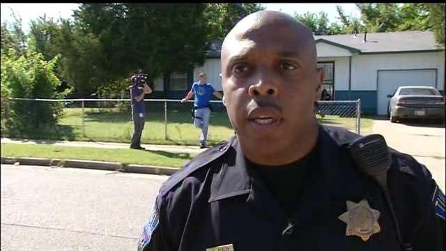 WEB EXTRA: Tulsa Police Officer Leland Ashley Talks About Fatal Shooting