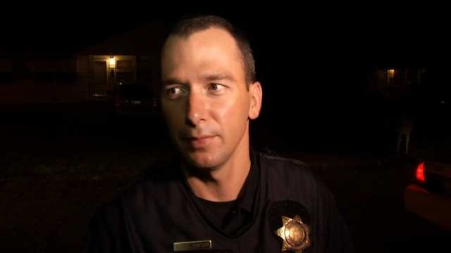 WEB EXTRA: Tulsa Police Sgt. Ken Simpson Talks About Home Invasion