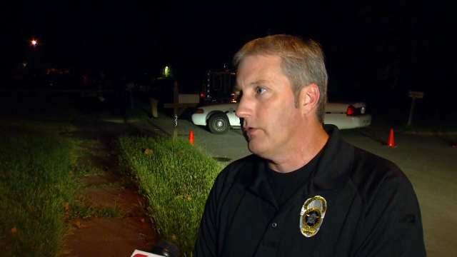 WEB EXTRA: Bartlesville Police Captain Jay Hastings Talks About The Fatal Stabbings