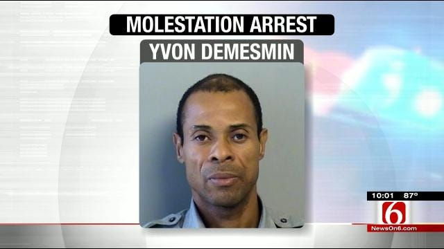 Police: TPS Security Guard In Jail For Molesting Family Member