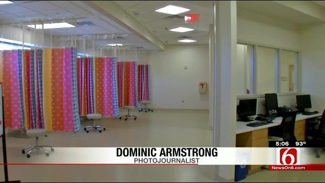 Saint Francis Opens New Trauma Emergency Center