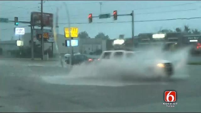 WEB EXTRA: Flooding On South Sheridan