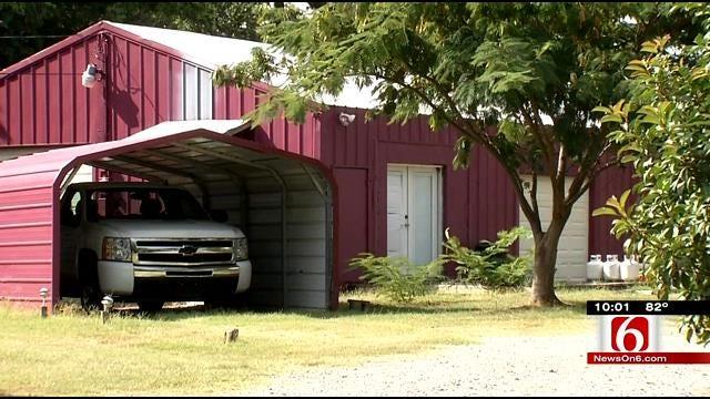Pittsburg County Man Shoots Son, Kills Himself