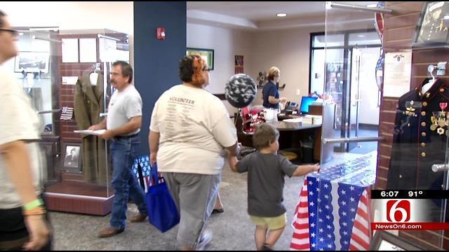 Cherokee Nation Opens New Veterans Service Center