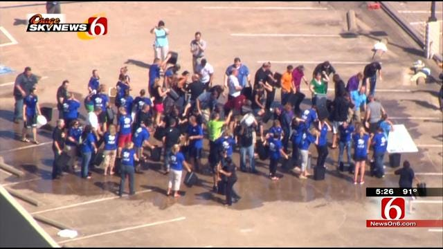 Magellan Pipeline Company Take ALS Ice Bucket Challenge